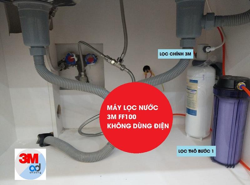 Máy lọc nước 3M FF100
